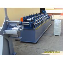 Machine de formage de rouleaux T / Cross T principale