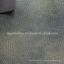 Fashion Design Breathable PU Furniture Leather (QDL-FB0036)