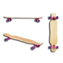 Bambus + Fiberglas Longboard (LCB-71)