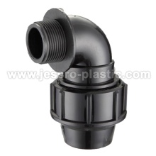PP COMPRESSION MALE ELBOW