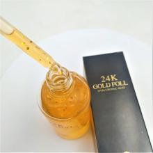 Sérum d'or 24 carats à la vitamine C et à l'acide hyaluronique