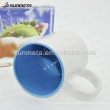 sublimation coated heat press mug
