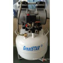 Compresseur d'air sans huile dentaire 1 à 1 (GS-300)