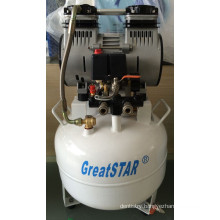 1 to 1 Dental Oil-Free Air Compressor (GS-300)