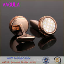 VAGULA Business Bouton Men Shirt Cuffs Gemelos Cufflinks (L51917)