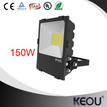 ISO9001 High Effiency 150W COB LED Flood Light CREE Bridgelux