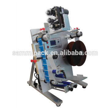 New Type most welcome manual plastic bottle labeling machine FH-130