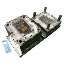 OEM casing injected molding custom electrical appliances shell mould plastic injection ir remote control mold