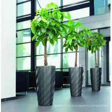 (BC-F1044) Diseño de moda de plástico auto-riego Flower Pot