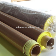 heat Insulation different size thickness and widths fiberglass teflon cloth