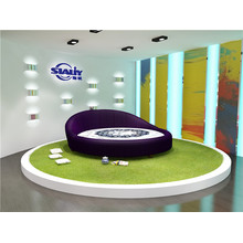 Sexual Fun Adjustable Round Mattress