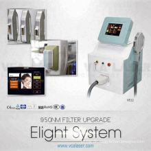 Spitzenleistung penlight Haarabbaumaschine EOS IPL RF Schönheit der höchsten Leistung