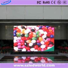 Affichage d'intérieur d'écran P6 de LED polychrome pour fixe