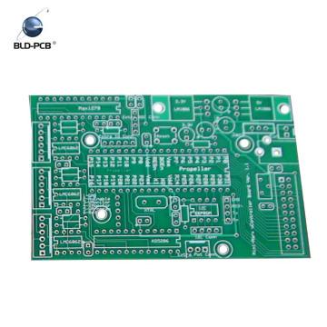 placa de circuito impreso de un solo lado