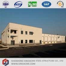 Steel Structure Vehicle Maintenance Workshop