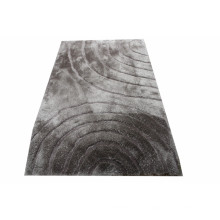 150d Silk 3D Carpet Floor Mat Rugs