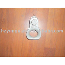 clevis thimble optical fiber cable fitting overhead lines fitting cable clip line hardware fitting