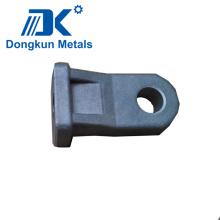 Aleación de piezas de fundición de la máquina de acero personalizado