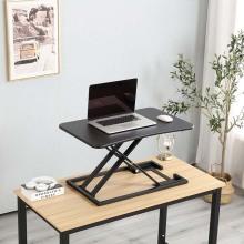 Elevador convertidor de escritorio para computadora
