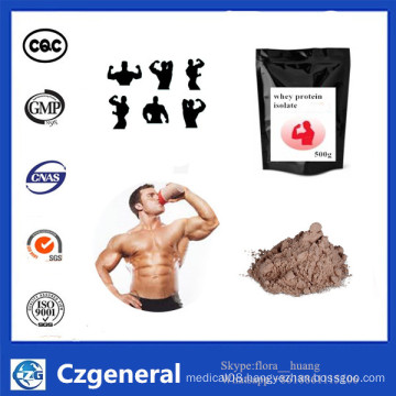 High Quality Whey Protein Isolate 90% for Body Building