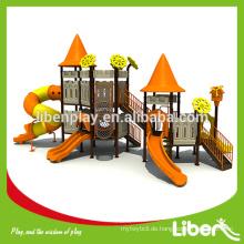 Kommerzielle und konkurrierende Kinder Plastikspielhäuser LE.CB.004