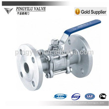 stainless steel ball valve Q41F-16P