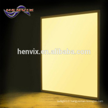 100-240V SMD2835 warm white 595x595 led panel light square