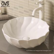 Lavamanos moderno de porcelana
