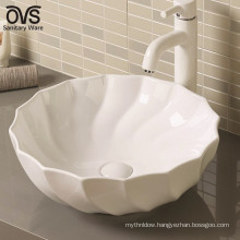 Hot Selling Ceramic Cheap Basin