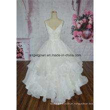 Vestido de baile sexy vestido de noiva nupcial china