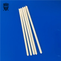99% 99.5% alumina ceramic sharp conical fillet rod