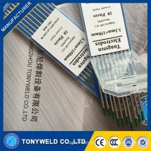Документ WP 3.2*150 TIG сварки вольфрам электрод стержень зеленый