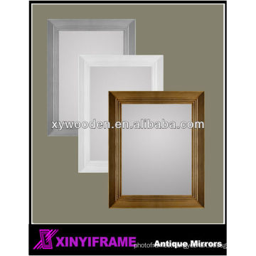 Wholsale Decorative Handmade Wood Framed Colorful Wall Mirror