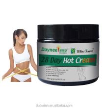 28days slim cream Fat Burning Slim Tummy Weight Loss Body Shaping Hot Cream Sweat gel