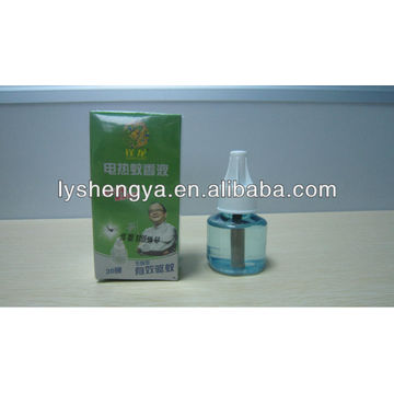 vaporizador líquido repelente de mosquitos eléctrico