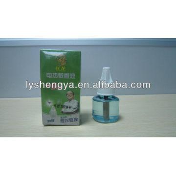 vaporizador líquido repelente de mosquito elétrico