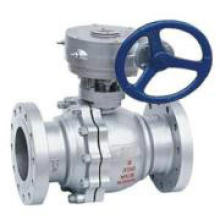 ball valve-Casting steel floating