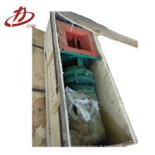 Válvula de pressão rotatória industrial para descarga de pó