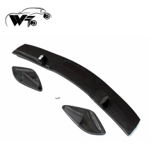 Modified auto parts A-Class A250 For Mercedes Ben-z W176 A250 A45 AMG 2013 Carbon Fiber rear Wing