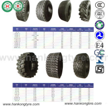Agriculture Farmland Implement Tire 10.0 / 75-15.3