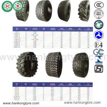 Bias landwirtschaftlicher Reifen für Traktor vorne und hinten Position