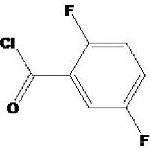 2, 5-Difluorobenzoil Cloruro Nº CAS: 35730-09-7