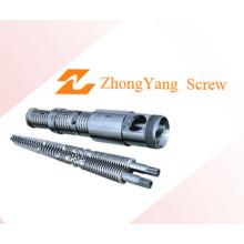 Конические двухшнековые и ствол для провода Zytc