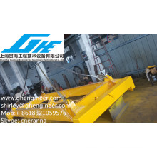 Structure simple Semi-Automatic Container Spreader