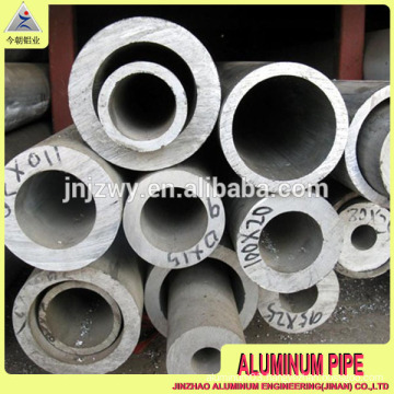 6063 large diameter aluminum alloy tube in stock