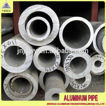 Tubo de liga de alumínio de grande diâmetro 6063 em estoque