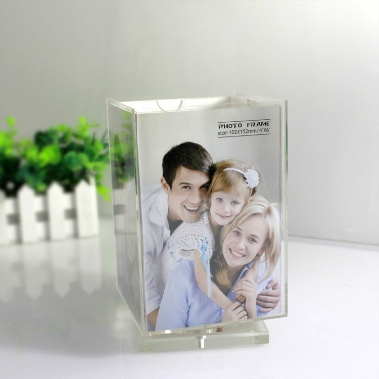 Perspex Box Picture Frames