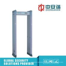 Double Infrared Switch 24 Zones Precision Detection Metal Detecor Gate