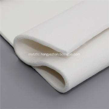 Hight quality absorbent water and oil wool felt