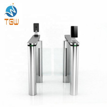 Entrance Turnstile Electric Turnstiles Gate with Access Control Face Recognition